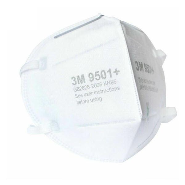 3m 9501plus Kn95 Anti Dust Masks (1)