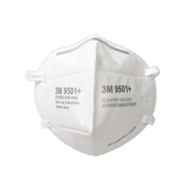 3m 9501plus Kn95 Anti Dust Masks (3)