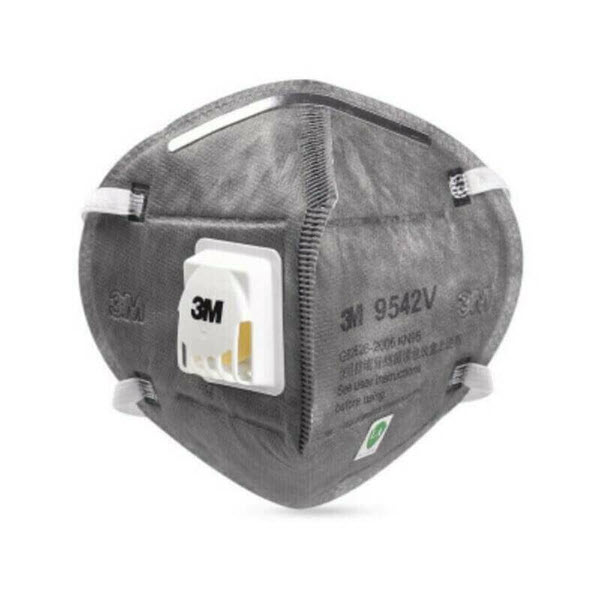 3m 9542v Kn95 Face Mask Particulate Respirator (4)