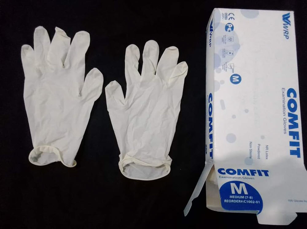 Comfit Examination Gloves (2)