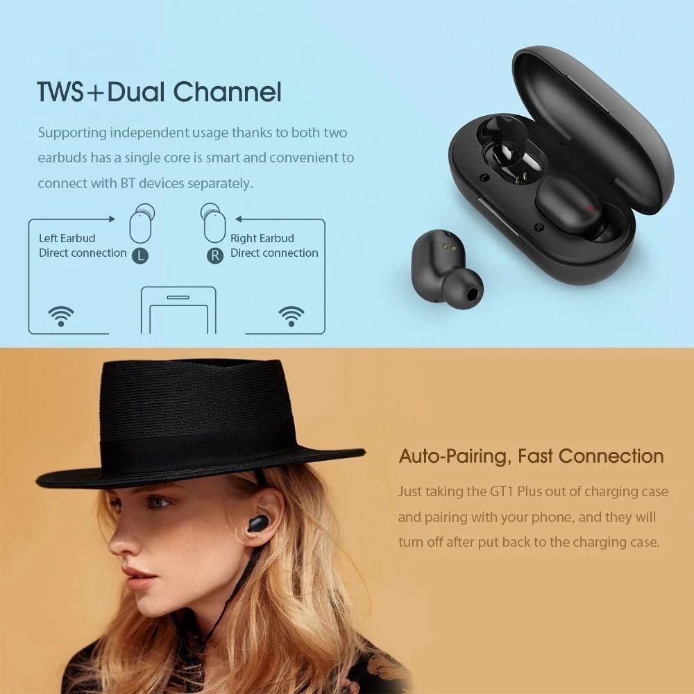 Haylou Gt1 Plus Tws Bluetooth 5 0 Earphones Ipx5 Waterproof (1)