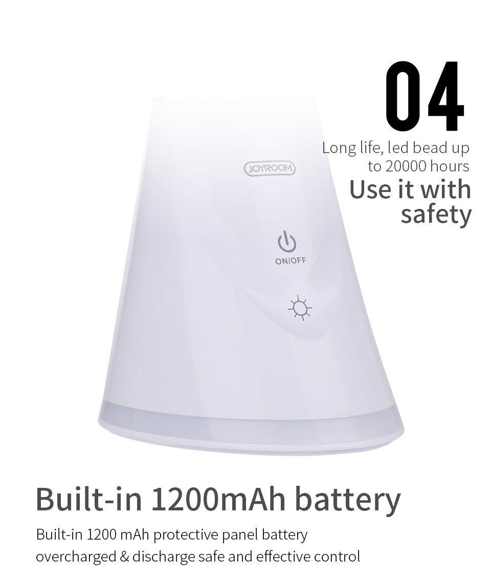 Joyroom Jr Cy261 Calendar Brightness Adjustable Table Lamp (4)