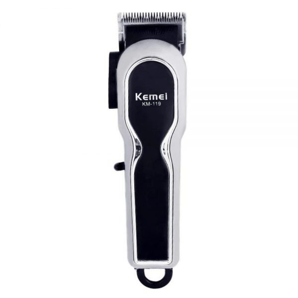 Kemei Km 119 Professional Rechargeable Cordless Hair Clipper Hair Shaving Machine (1)