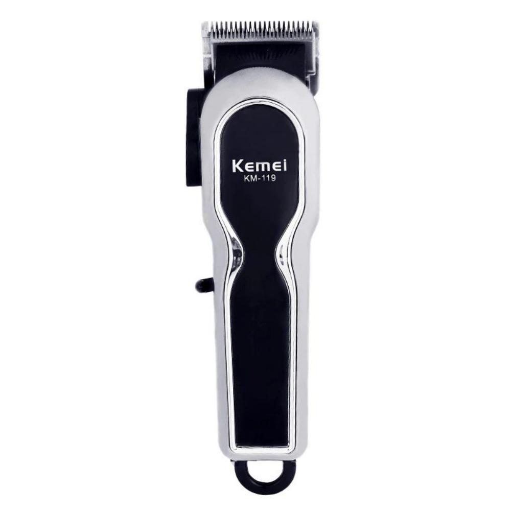 Kemei Km 119 Professional Rechargeable Cordless Hair Clipper Hair Shaving Machine (1)