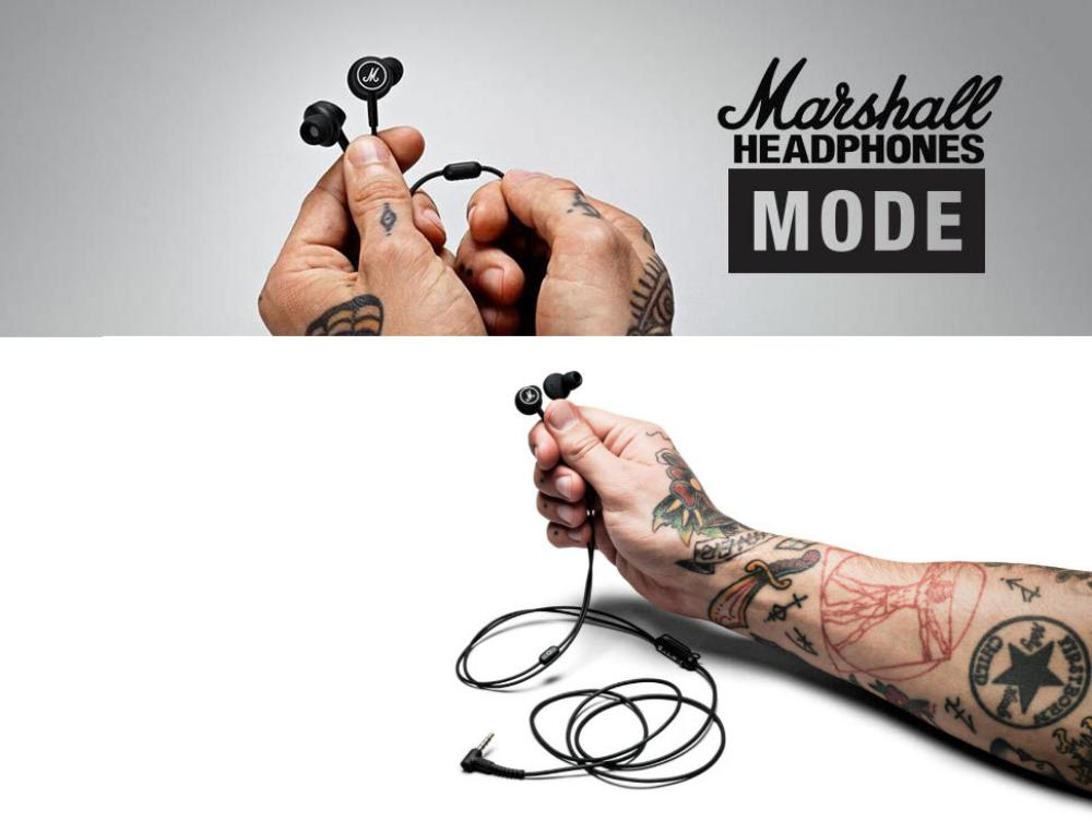 Marshall Mode In Ear Wired Earphones (2)