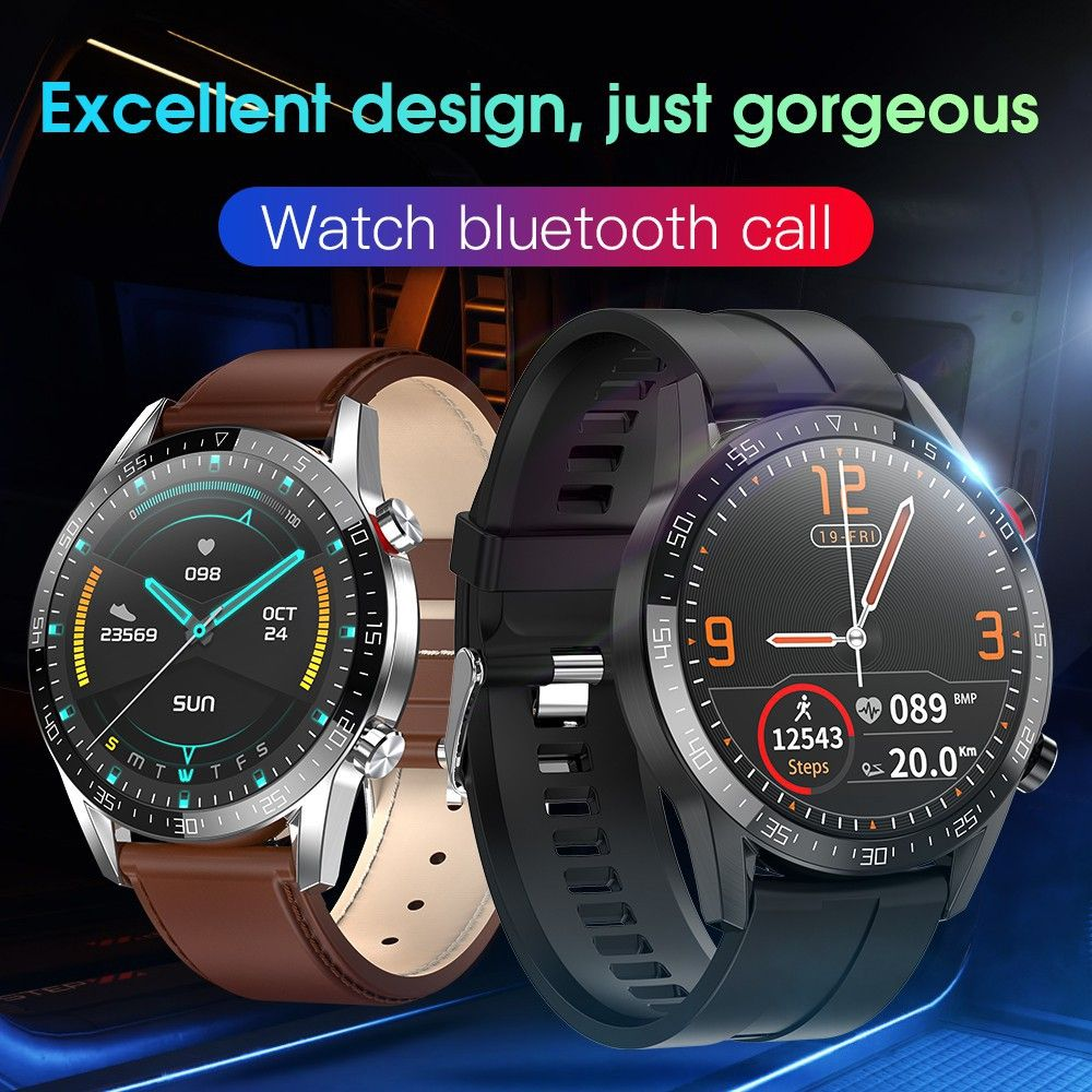 Microwear L13 Smartwatch Ip68 Waterproof (3)
