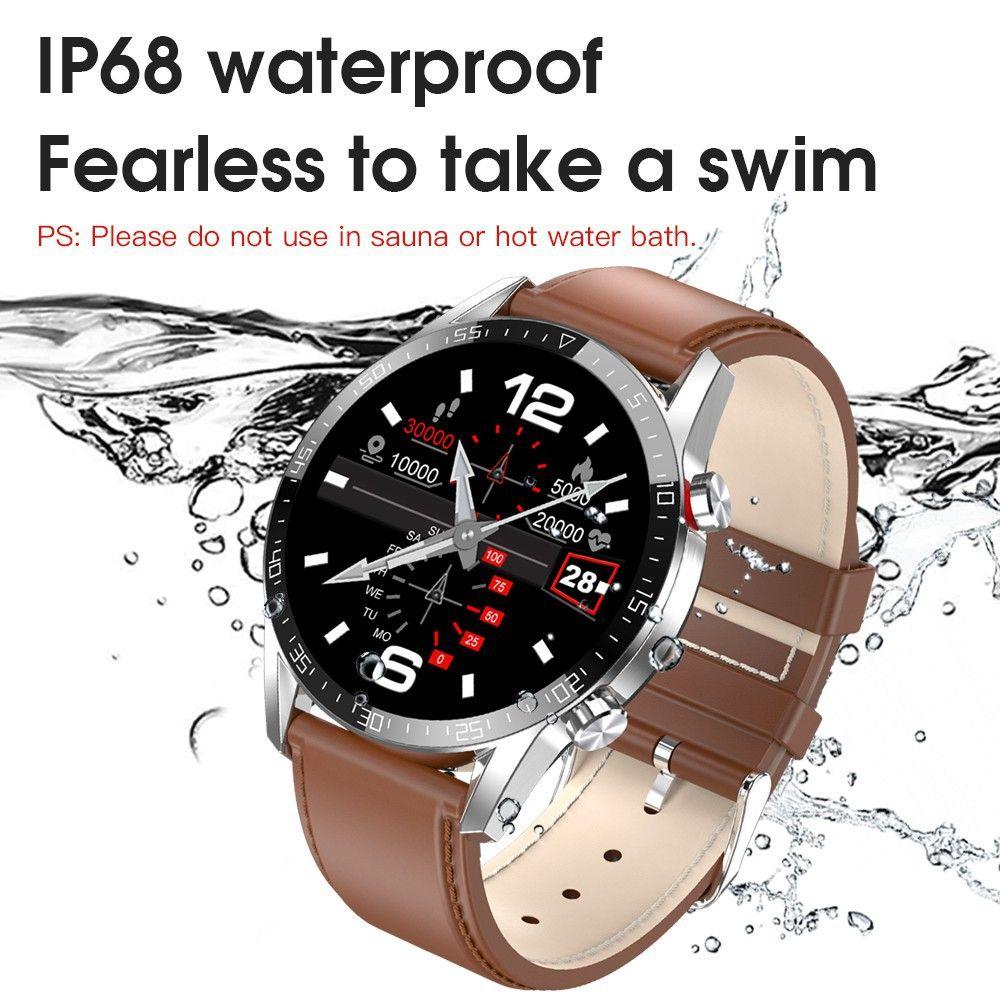 Microwear L13 Smartwatch Ip68 Waterproof (4)