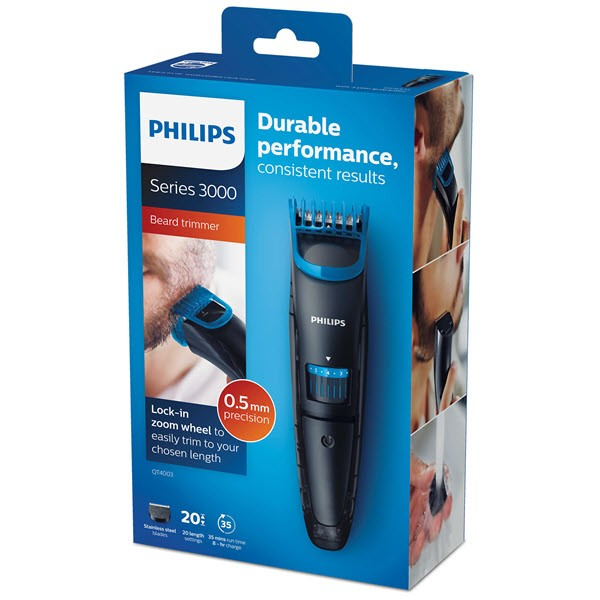 Philips Qt4003 Beard And Stubble Trimmer (2)