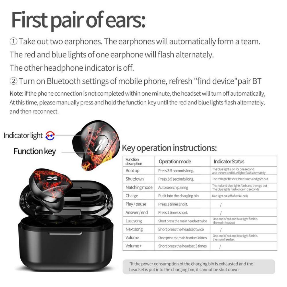 Plextone 4life True Wireless Earbuds (2)