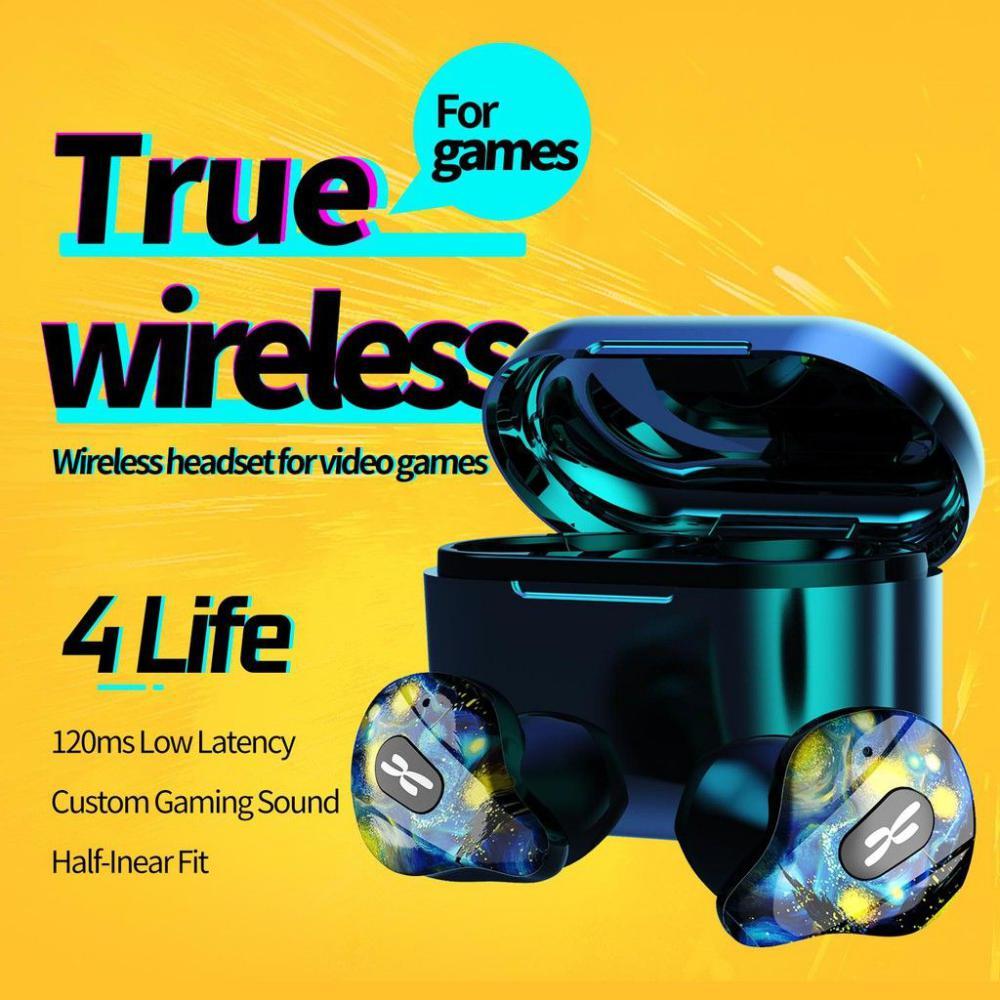 Plextone 4life True Wireless Earbuds (3)