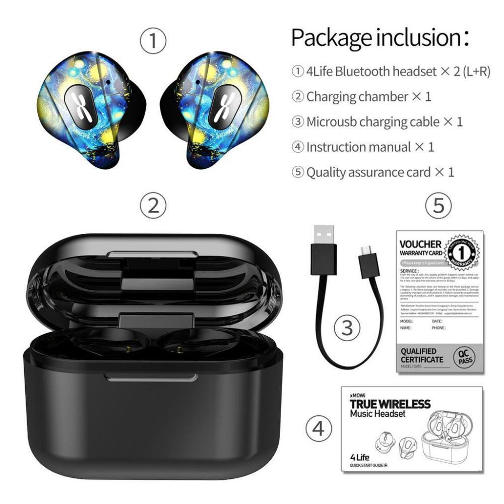 Plextone 4life True Wireless Earbuds (7)
