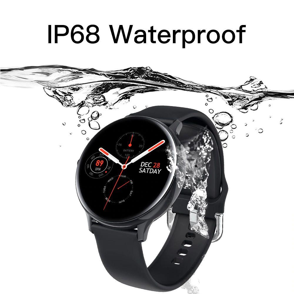 S20 Smart Watch Full Touch Screen Ip68 Waterproof (3)