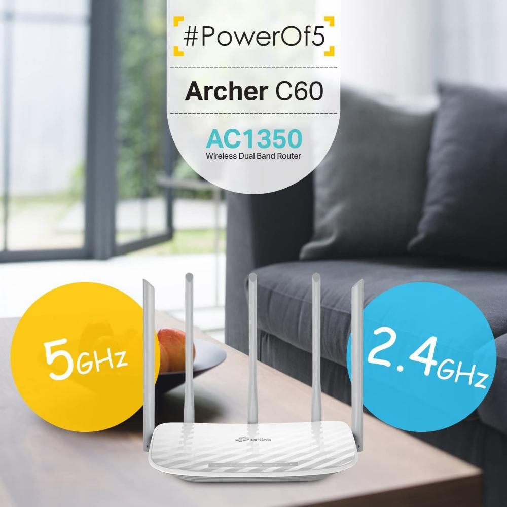 Tp Link Archer C60 Wireless Dual Band Router (1)