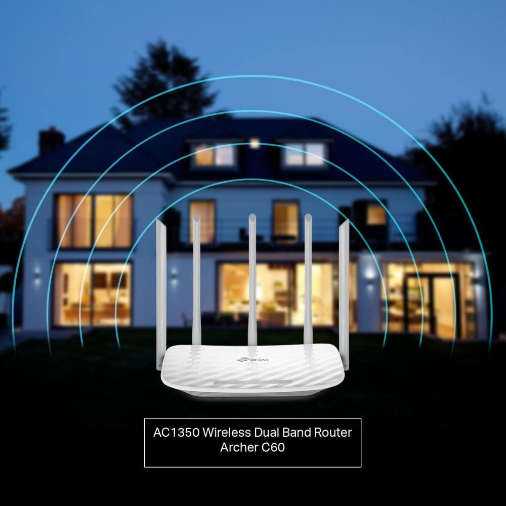 Tp Link Archer C60 Wireless Dual Band Router (2)
