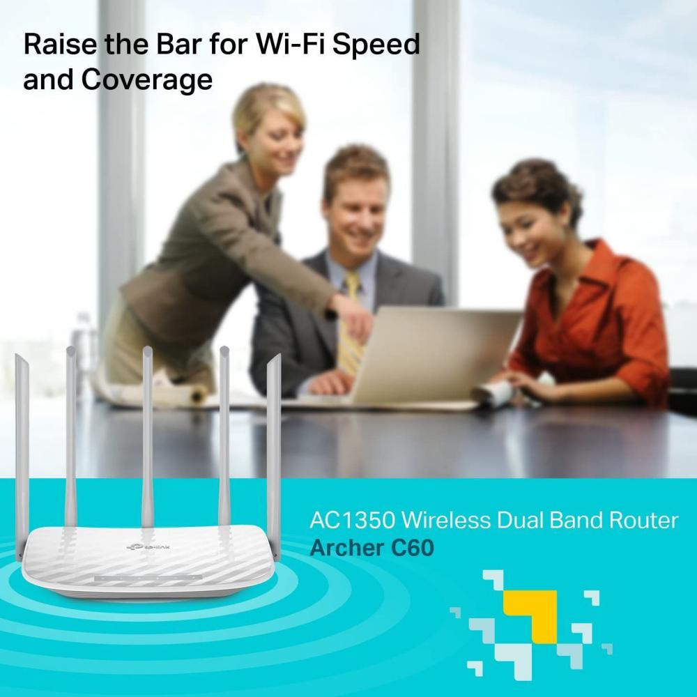 Tp Link Archer C60 Wireless Dual Band Router (3)
