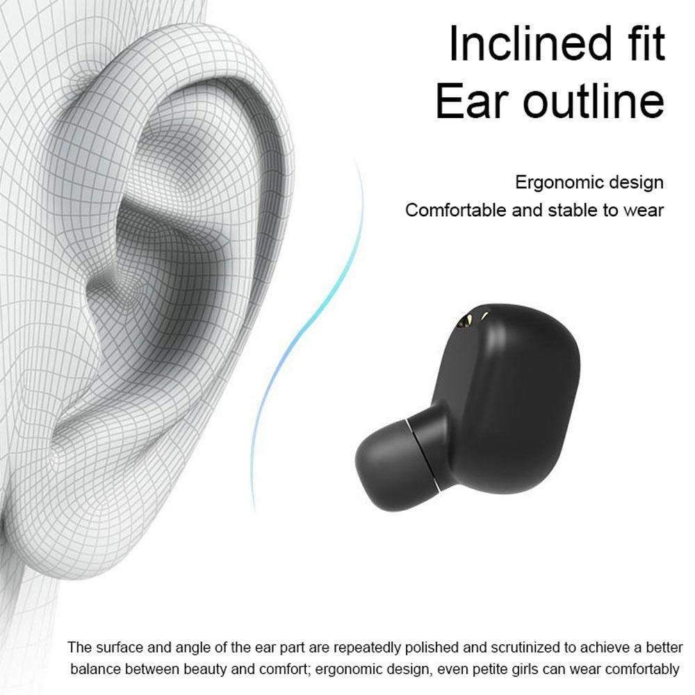 Tws M1 True Wireless Bluetooth Earbuds (3)