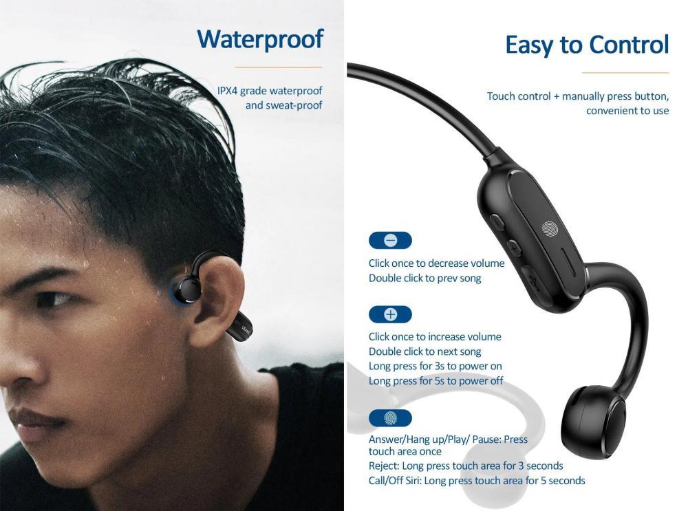 Usams Us Ll001 Sports Bluetooth Headphones (1)