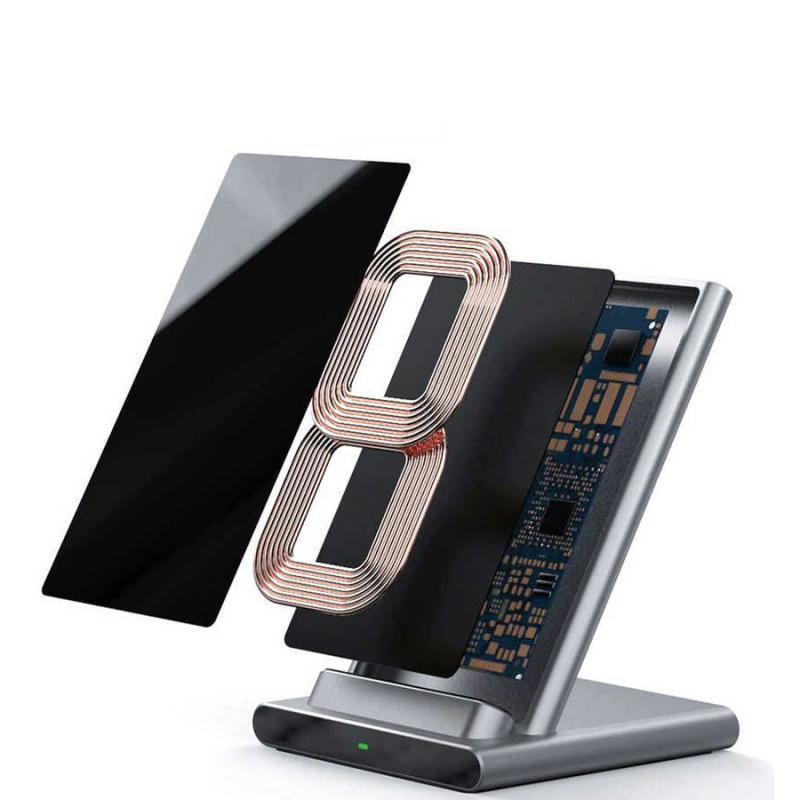 Wiwu Lx6 Power Air Wireless Charge Stand (3)