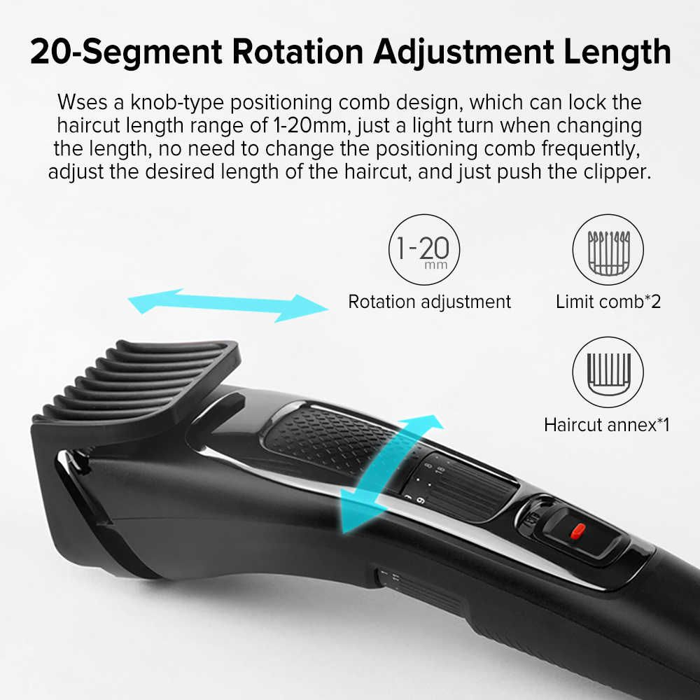 Xiaomi Enchen Sharp 3s Mens Rechargeable Hair Clipper (1)
