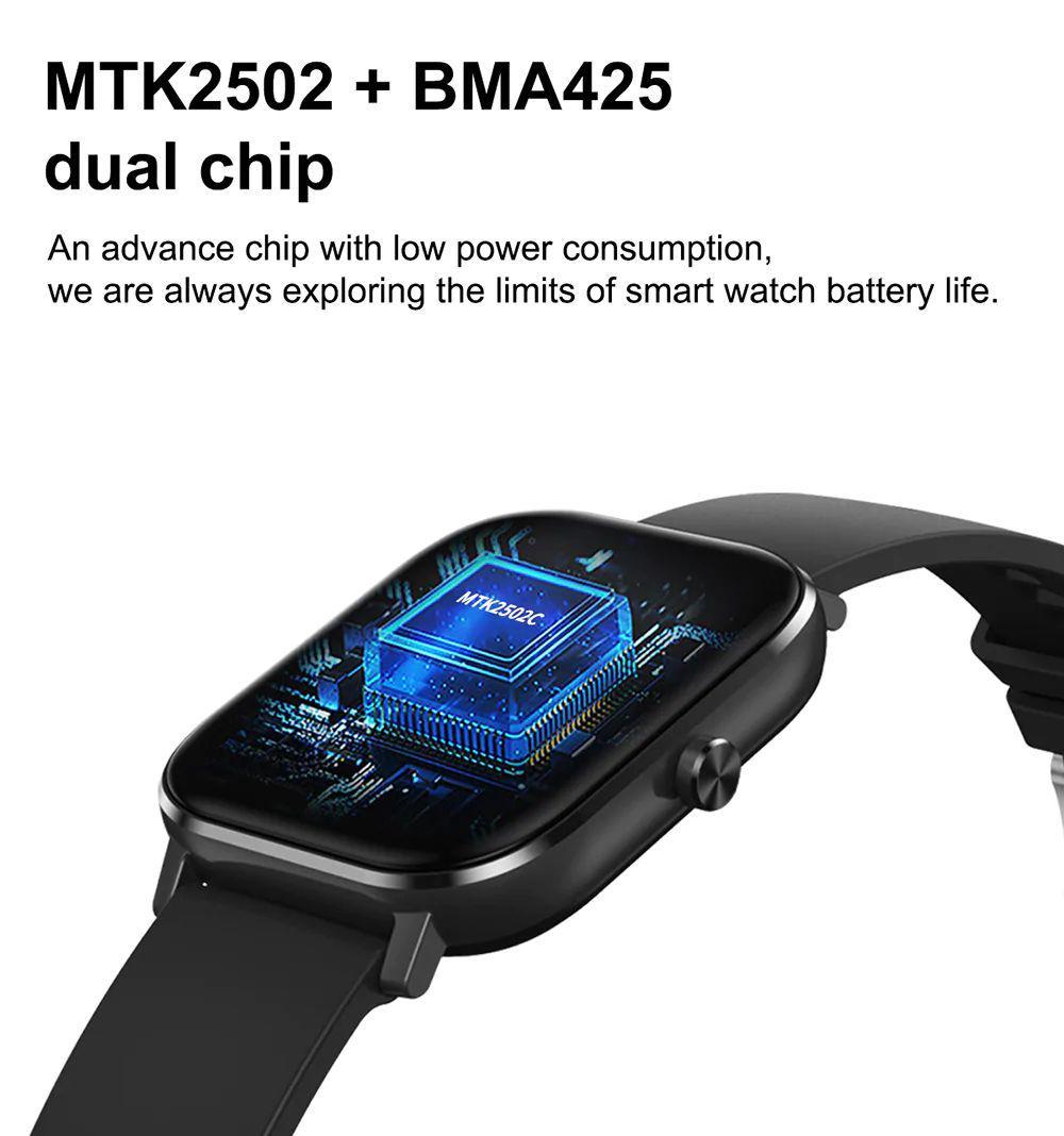 Colmi P8 Pro Ip67 Waterproof Smart Watch Ip67 Waterproof (4)
