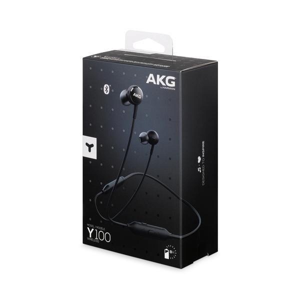 Akg Y100 Wireless Bluetooth Earphones (2)