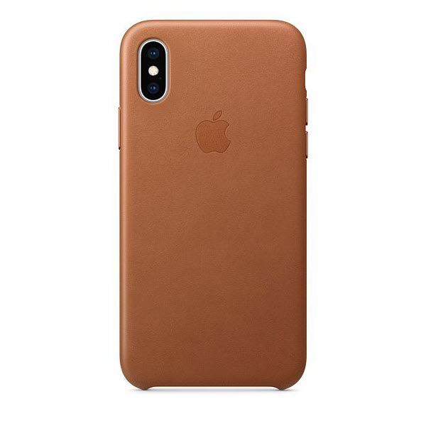 Apple Leather Case For Iphone (1)