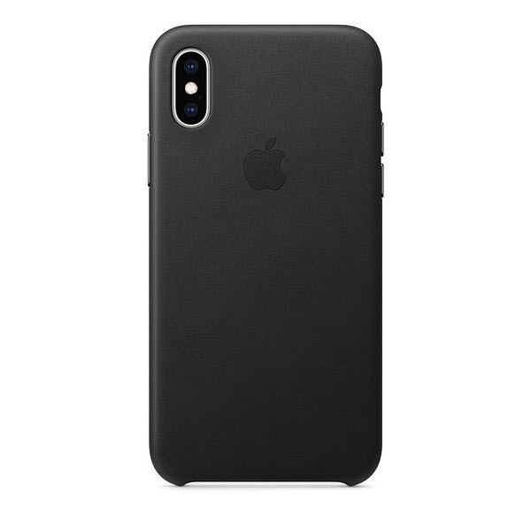 Apple Leather Case For Iphone (2)
