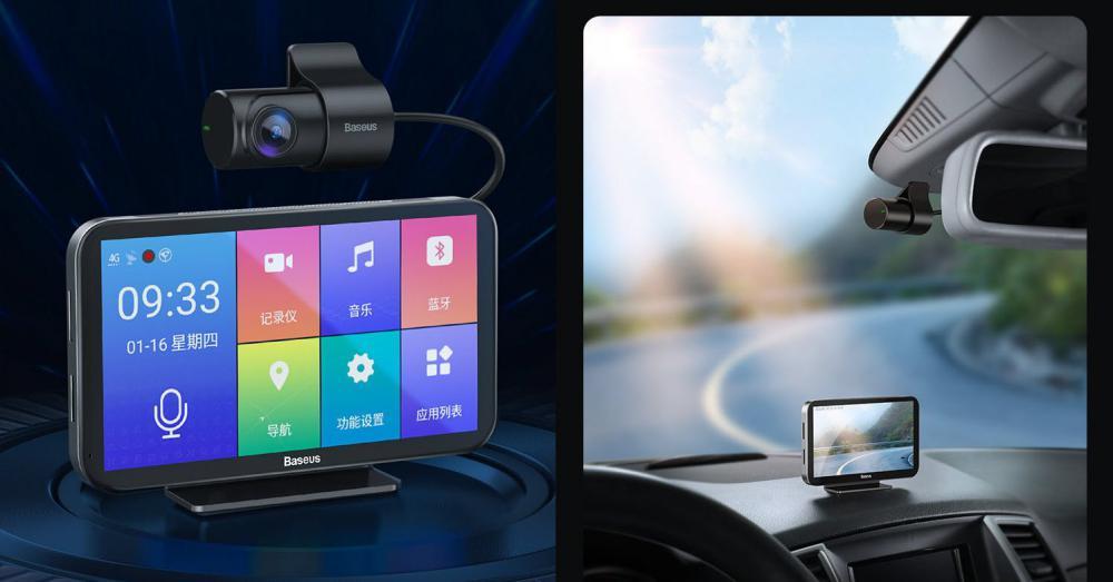 Baseus Cloud Voice Car Video Recorder Touch Screen (2)