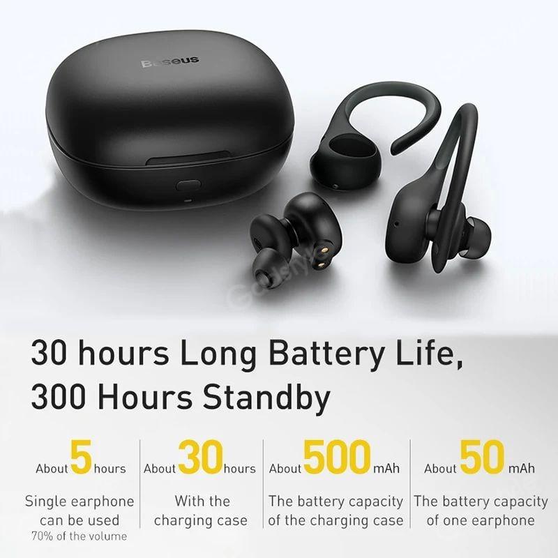 Baseus Encok W17 True Wireless Earphones (4)