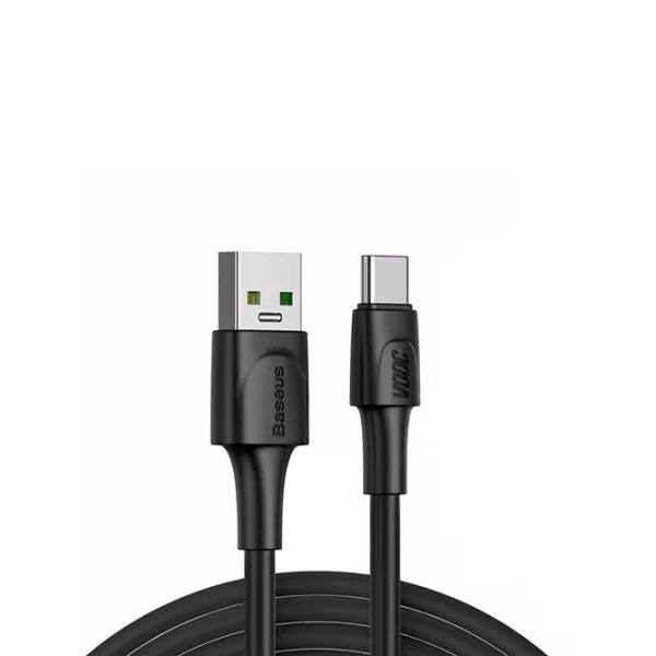 Baseus White Series Vooc Flash Charge Usb For Type C Cable (3)