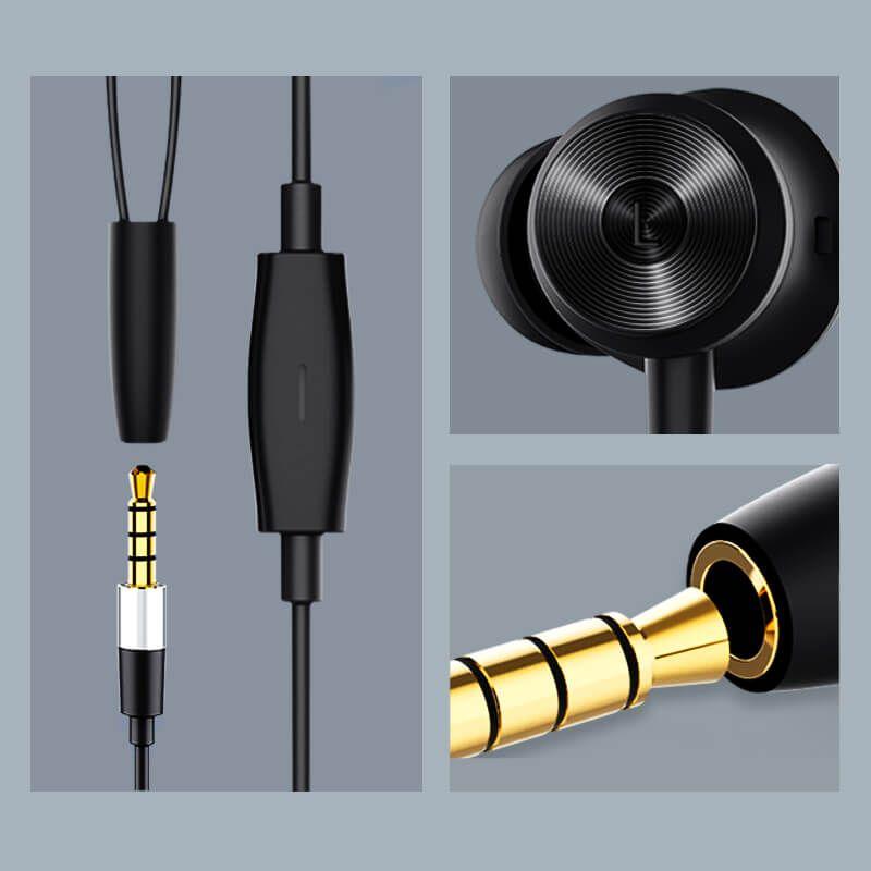 Bluedio Li Local Snake Y Shaped Wired Earphones (3)