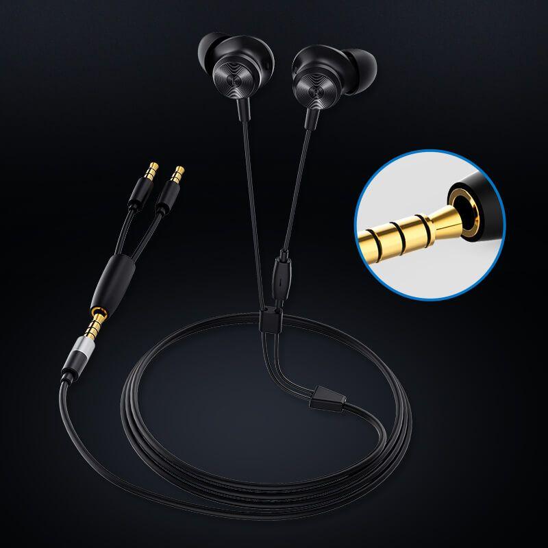 Bluedio Li Local Snake Y Shaped Wired Earphones (4)