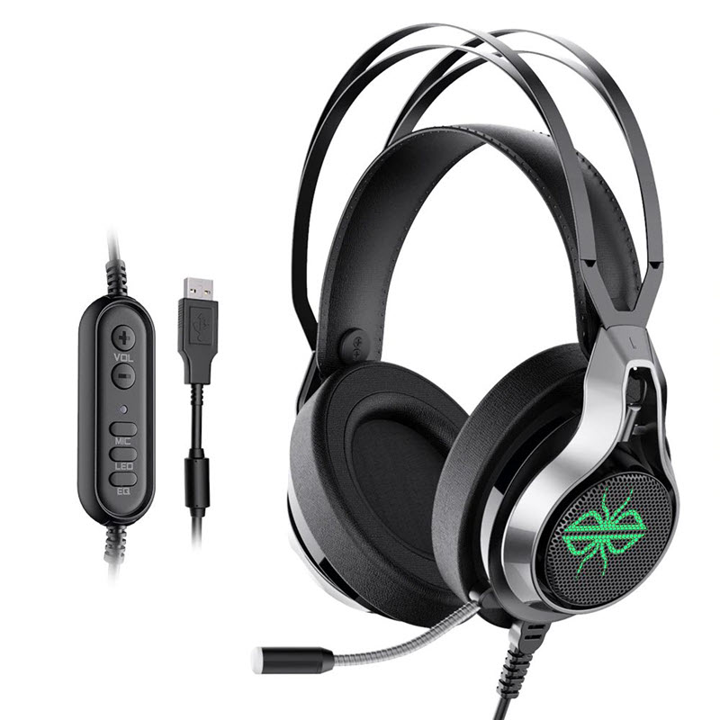 Dacom Gh05 Wired Over Ear Gaming Headphone (4)