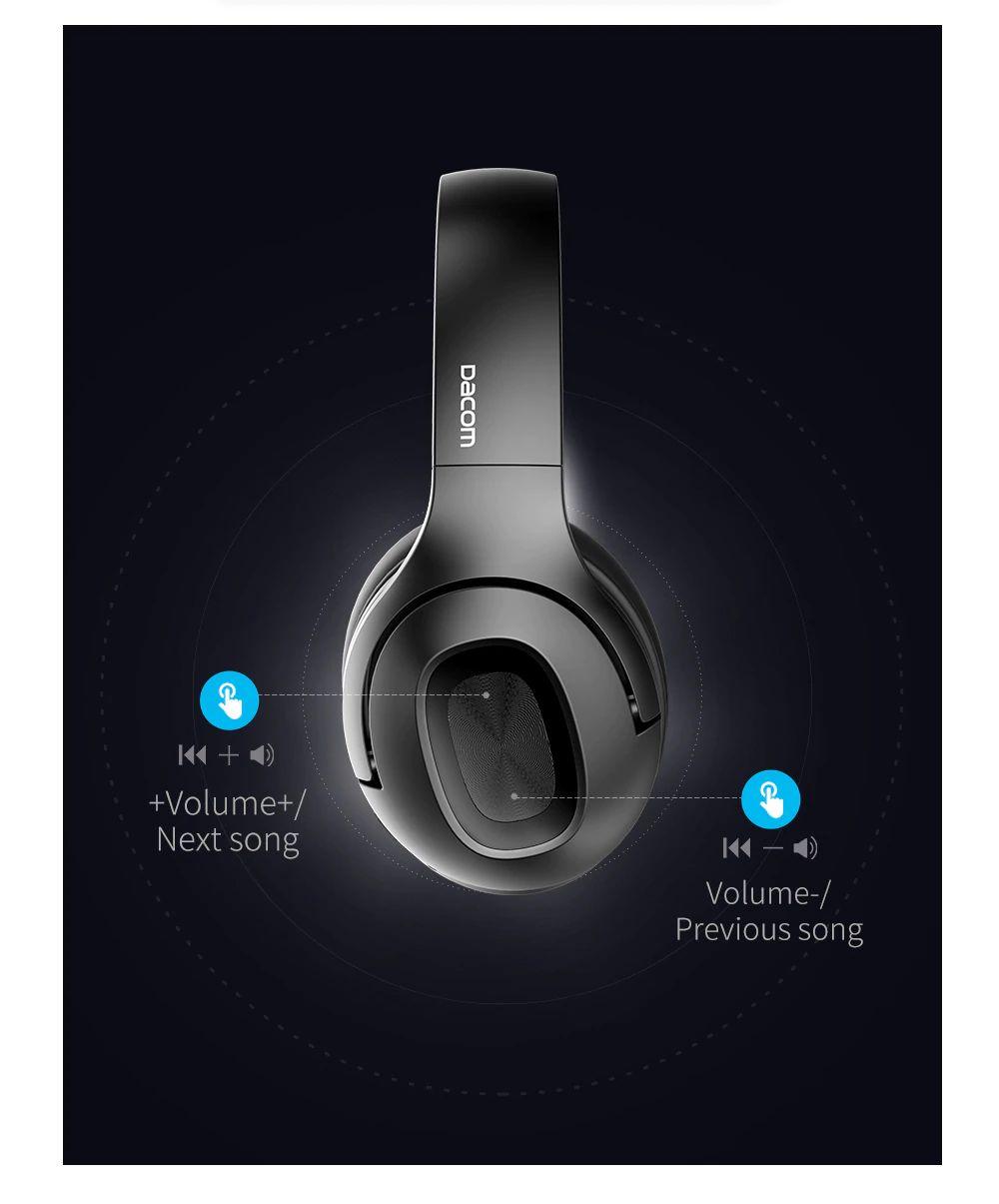 Dacom Hf002 Bluetooth Wireless Headphones (3)
