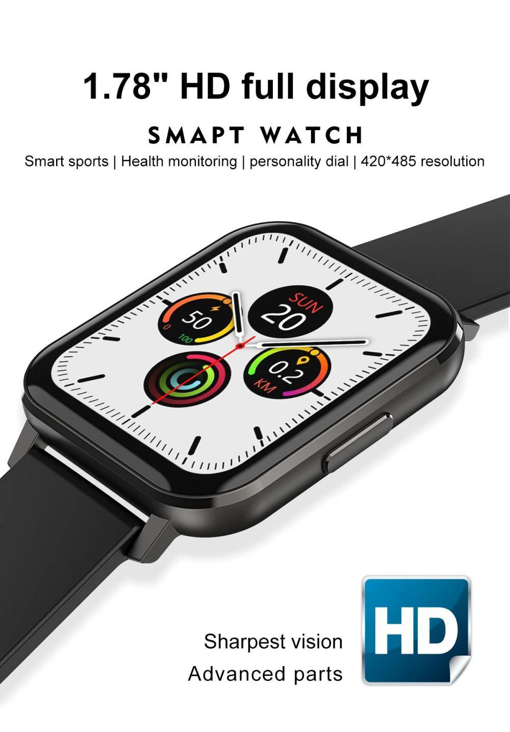 Dt No I Dt X Rectangular Full Display Smartwatch (8)