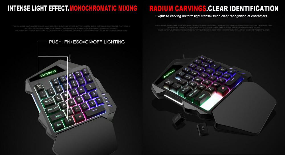 G92 Wired Gaming Keypad With Rgb Backlight (2)