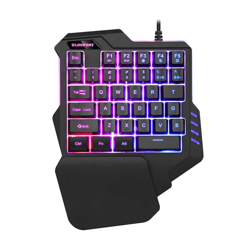 G92 Wired Gaming Keypad With Rgb Backlight (4)
