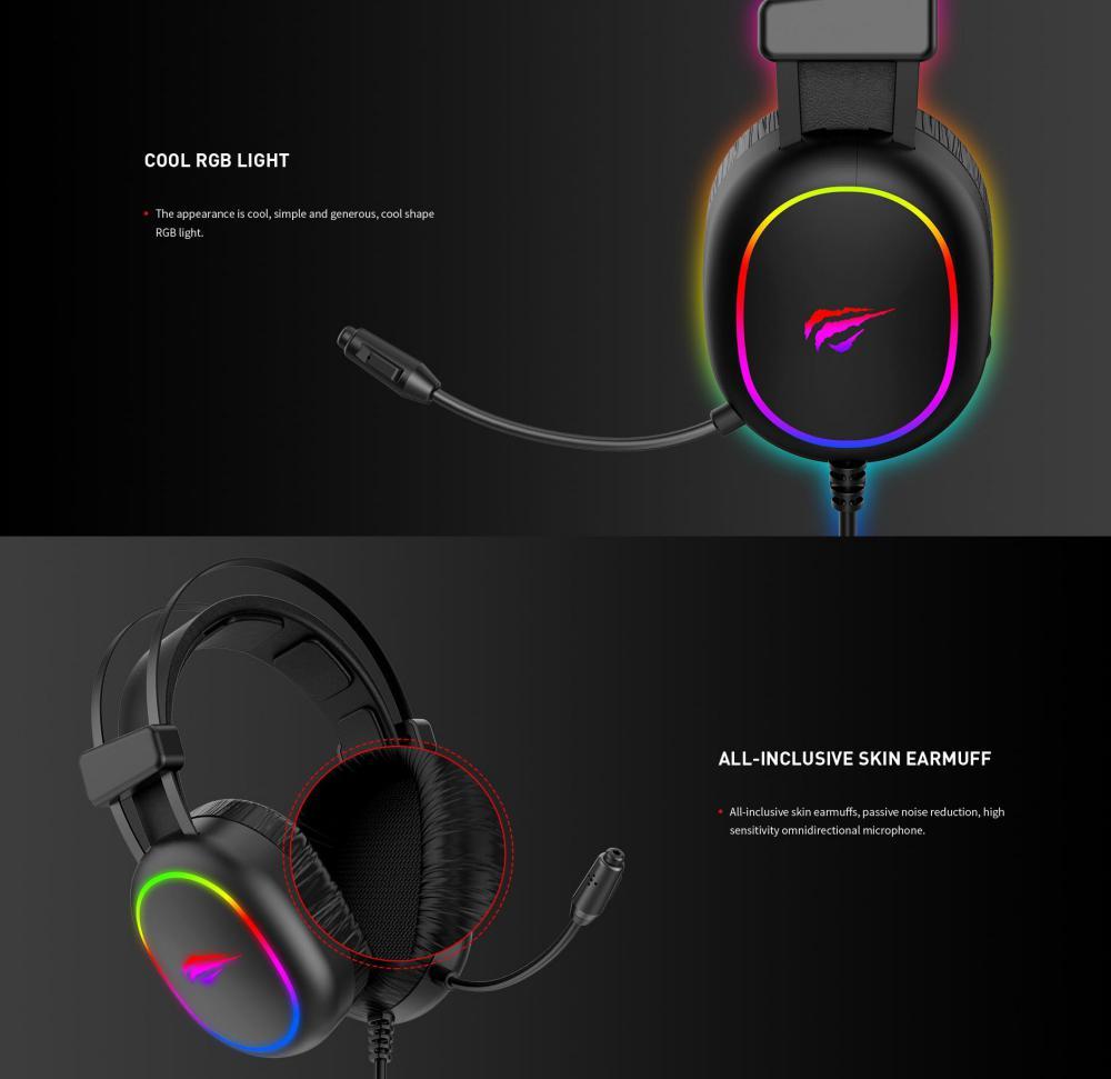 Havit Gamenote Hv H2016d Rgb Gaming Headphone (2)