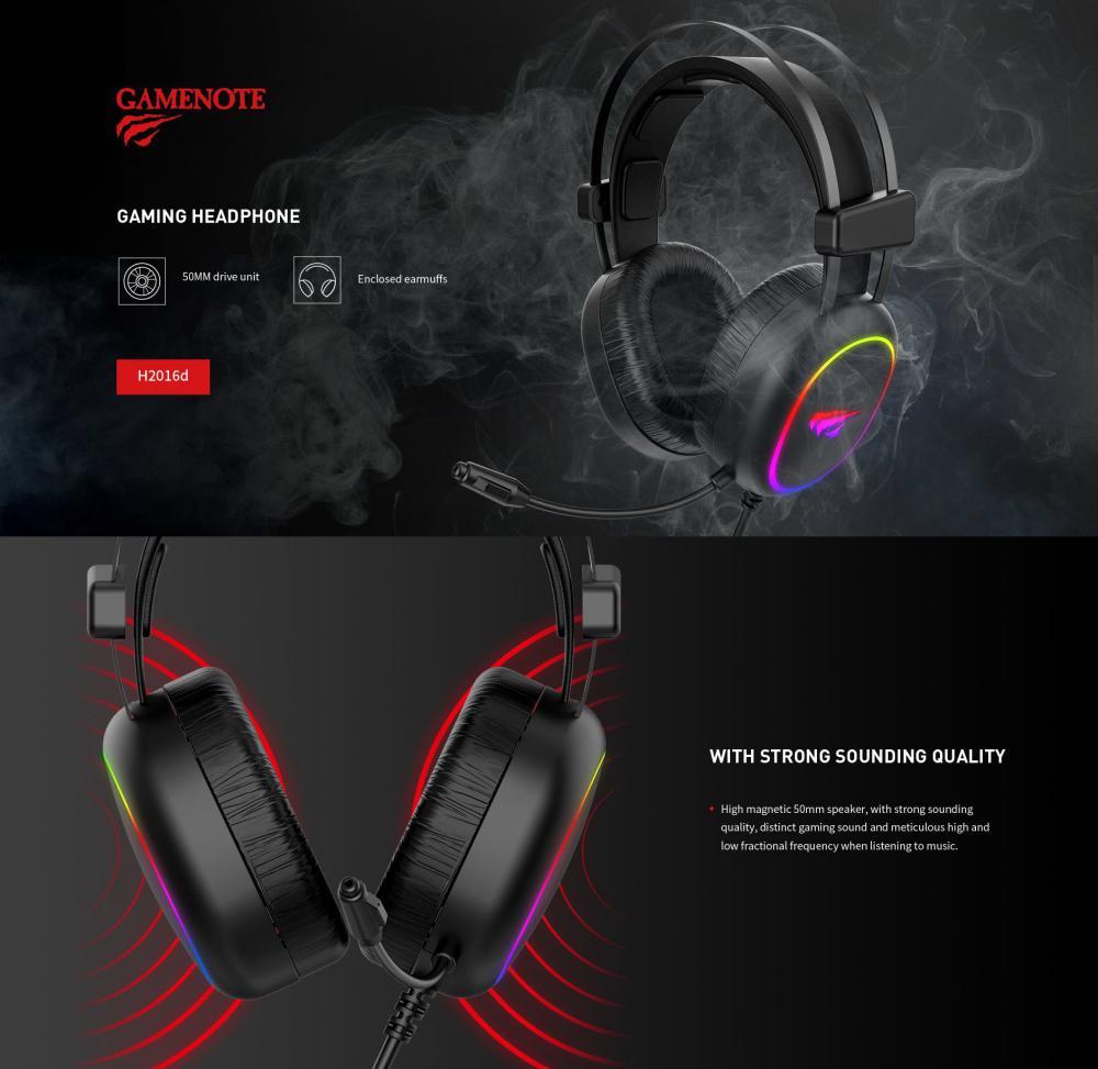 Havit Gamenote Hv H2016d Rgb Gaming Headphone (3)