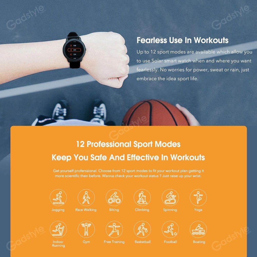 Haylou Ls05 Solar Smart Watch (1)