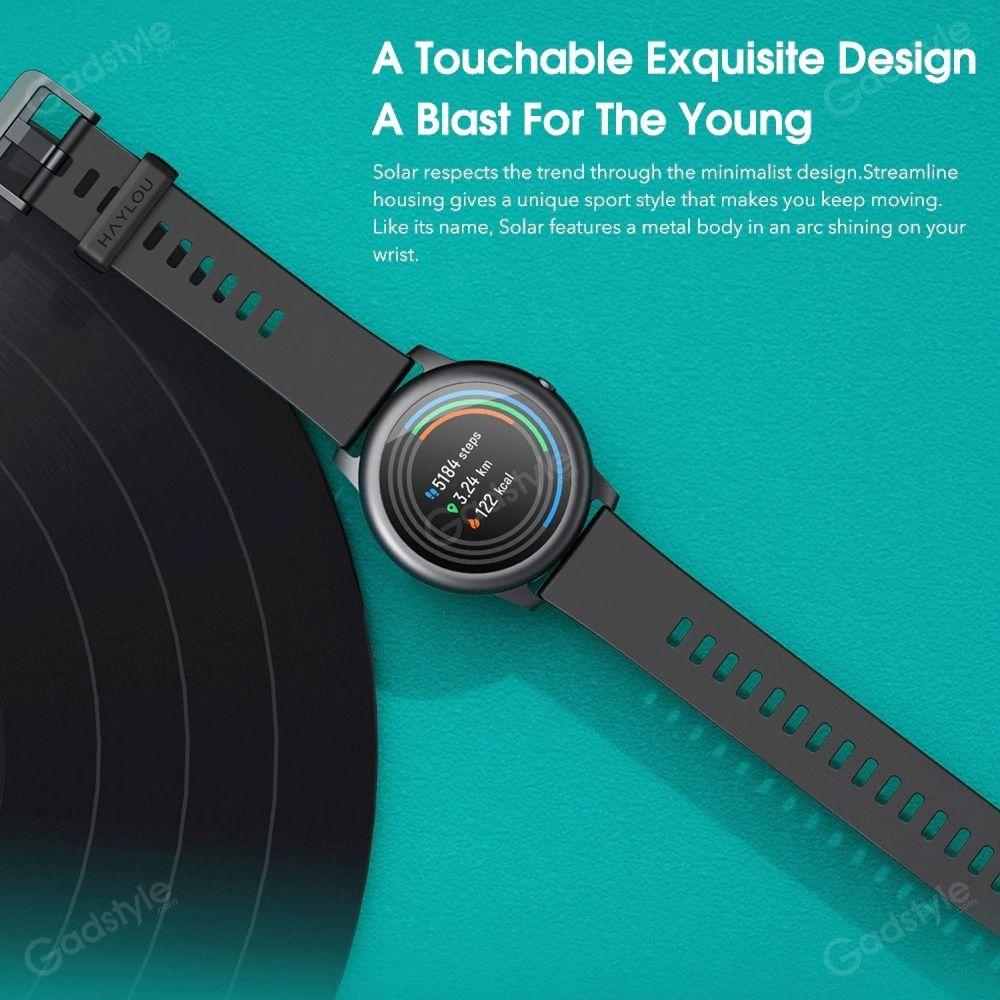 Haylou Ls05 Solar Smart Watch (3)