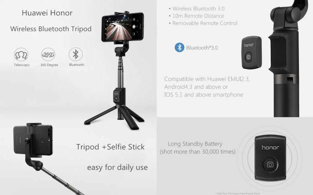 Huawei Honor Selfie Stick (2)