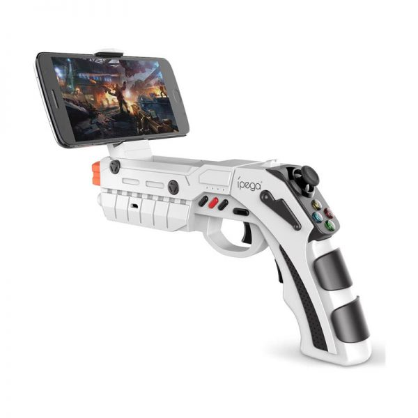 Ipega 9082 Ar Vibration Joystick Game Gun (4)