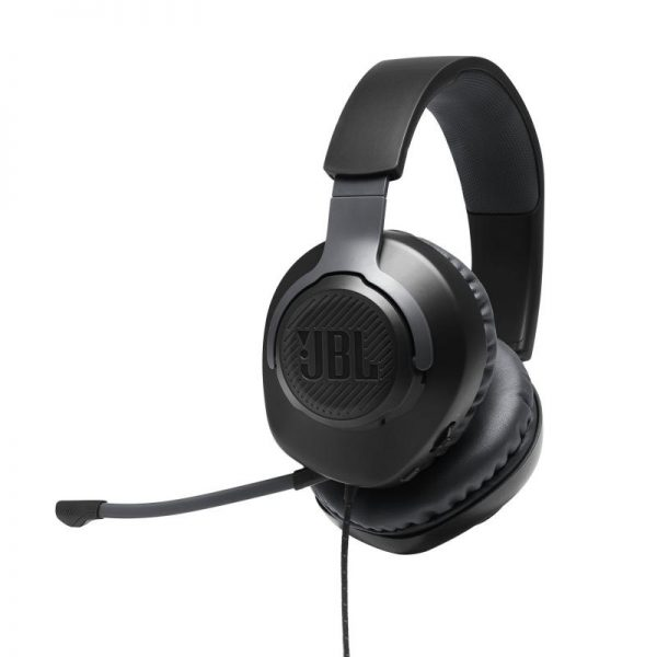 Jbl Quantum 100 Wired Over Ear Gaming Headset With Detachable Mic (2)