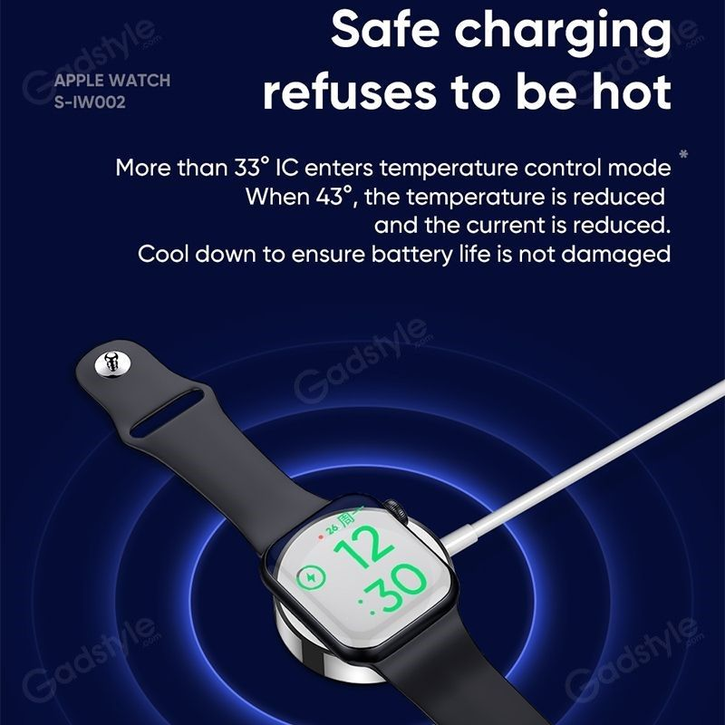 Joyroom 2 In 1 Wireless Charger For Apple Iwatch And Iphone (1)