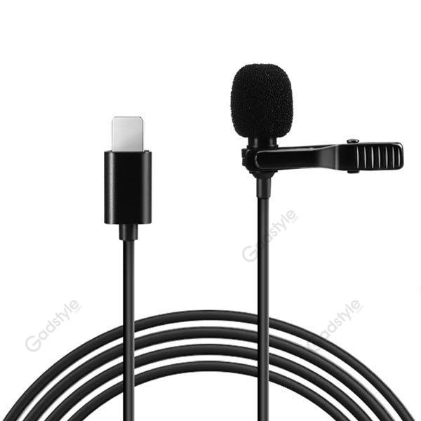 Lavalier Clip Lapel Microphone Type C
