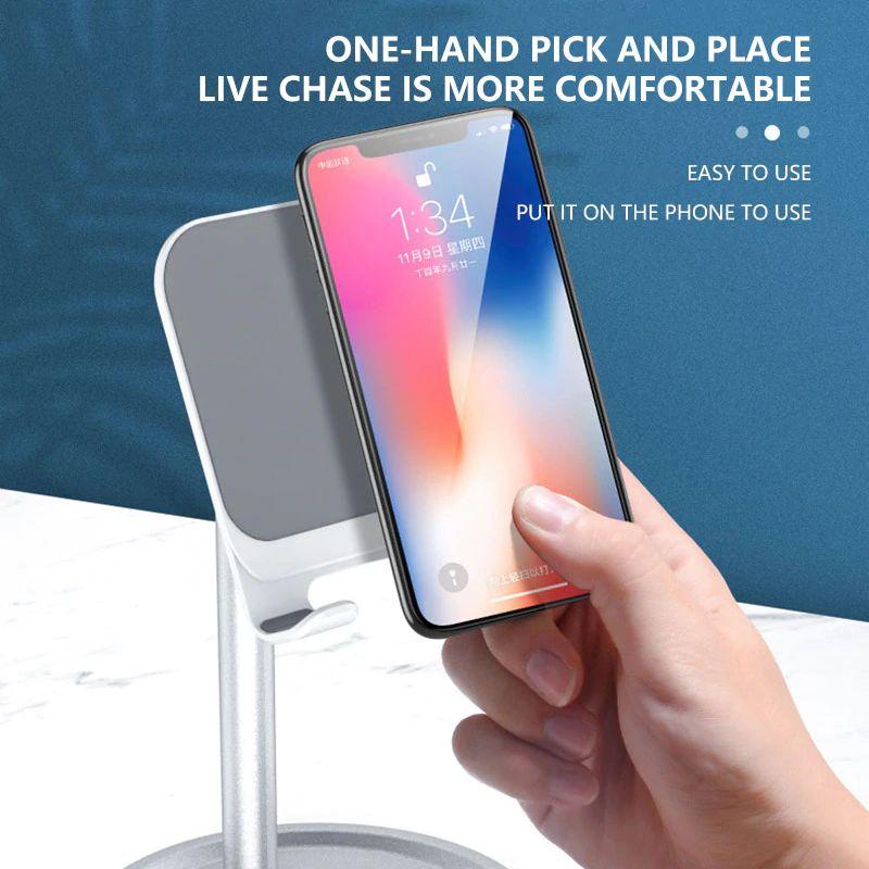 Multi Angle Adjustable Desk Mobile Phone Holder (4)