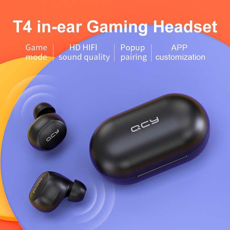 Qcy T4 Bluetooth 5 0 Tws Earphones (1)