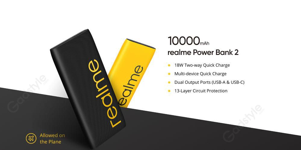 Realme 10000mah Power Bank 2 (2)