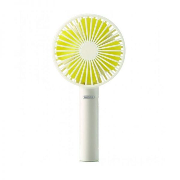 Remax Makeup Handheld Fan With Mirror (2)